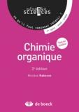 Nicolas Rabasso - Chimie organique.