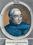 Nicolas Rétif de La Bretonne - La paysanne pervertie ou Les dangers de la ville.