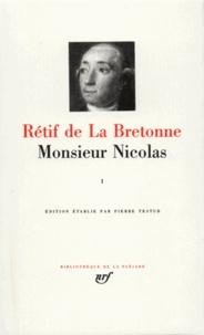 Nicolas Rétif de La Bretonne - .