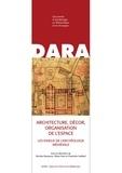Nicolas Reveyron et Olivia Puel - Architecture, décor, organisation de l'espace - Les enjeux de l'archéologie médiévale.