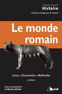 Nicolas Richer - Le monde romain.