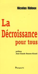 La Décroissance pour tous.pdf