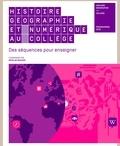 Nicolas Rocher - Histoire Géographie et numérique au collège - Des séquences pour enseigner.