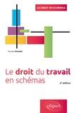 Nicolas Rondet - Le Droit du travail en schémas - 2e édition.