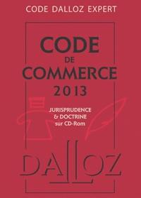 Nicolas Rontchevsky - Code de commerce 2013. 1 Cédérom