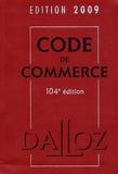 Nicolas Rontchevsky - Code de commerce - Dalloz Etudes Droit commercial. 1 Cédérom