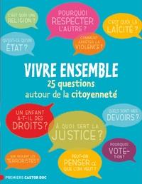 Deedr.fr Tous ensemble - 25 questions autour de la citoyenneté Image