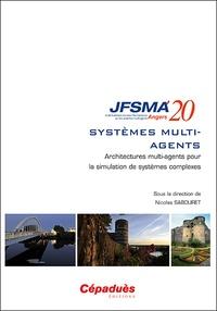 Nicolas Sabouret - Architectures multi-agents pour la simulation de systèmes complexes.