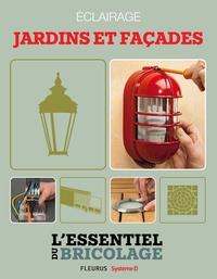 Nicolas Sallavuard et Nicolas Vidal - Aménagements extérieurs : Éclairage - jardins et façades - L'essentiel du bricolage.