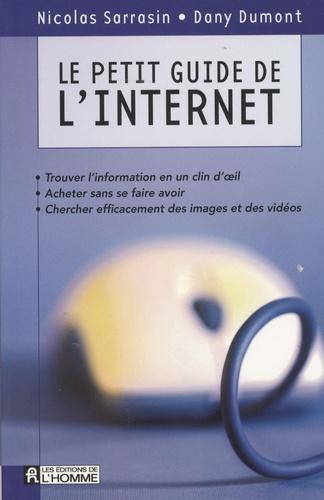 Nicolas Sarrasin - Le petit guide de l'internet.