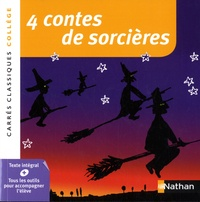 Deedr.fr 4 contes de sorcières - XIXe-XXe anthologie Image