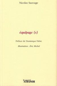 Nicolas Sauvage - Equipage (s).