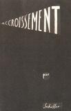 Nicolas Schöffer - Accroissement Diminution Accroissement.