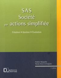Nicolas Simon de Kergunic et Frédéric Masquelier - SAS Société par actions simplifiée. 1 Cédérom