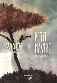 Nicolas Sorel - Petit navire.