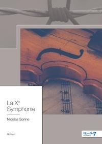 Nicolas Sorine - La Xe symphonie.