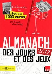 Deedr.fr Almanach des jours et des jeux - 100% drôle et instructif Image