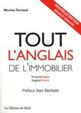 Nicolas Tarnaud - Tout l'anglais de l'immobilier.