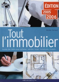 Nicolas Tarnaud - Tout l'immobilier.
