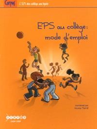 Nicolas Terré - EPS au collège : mode d'emploi.