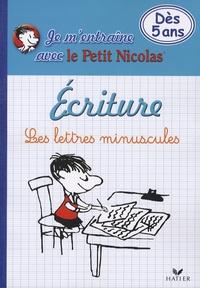 Nicolas Toulliou - Ecriture - Les lettres miniscules dès 5 ans.