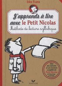 Nicolas Toulliou - J'apprends à lire avec le Petit Nicolas - Méthode de lecture syllabique.