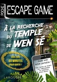 Accentsonline.fr A la recherche du temple de Wen Sé Image