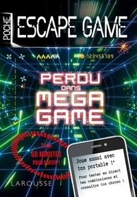 Nicolas Trenti - Escape game de poche - Perdu dans Mega Game.