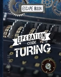 Nicolas Trenti - Opération code Turing.