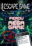 Nicolas Trenti - Perdu dans Mega Game.