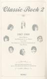 Nicolas Ungemuth et Bruno Juffin - Classic Rock - Tome 2, 1967-1969 David Bowie, Jim Morrison et les Doors, Iggy Pop, Lou Reed et le Velvet Underground, Neil Young.