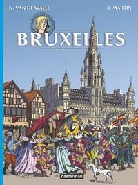 Nicolas Van De Walle et J Martin - Les voyages de Jhen  : Bruxelles.