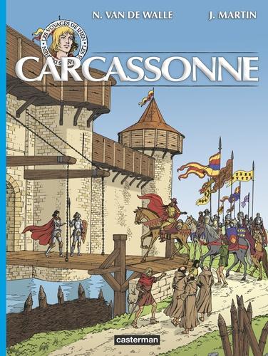 Nicolas Van De Walle et Jacques Martin - Les voyages de Jhen  : Carcassonne.