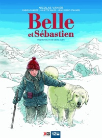 Nicolas Vanier et Juliette Sales - Belle et Sébastien.