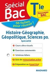 Nicolas Verlaque - Histoire-Géographie, Géopolitique, Sciences po. spécialité Tle.