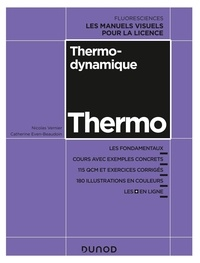 Nicolas Vernier et Catherine Even-Beaudoin - Thermodynamique Thermo.