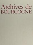 Nicolas Viasnoff et Jacques Borgé - Archives de Bourgogne.