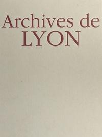 Nicolas Viasnoff et Jacques Borgé - Archives de Lyon.