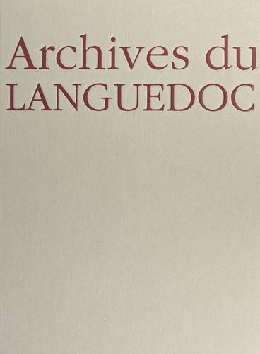 Nicolas Viasnoff et Jacques Borgé - Archives du Languedoc.