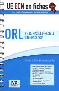 Histoiresdenlire.be ORL - Chirurgie maxillo-faciale, stomatologie Image