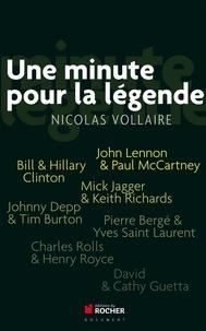 Accentsonline.fr Une minute pour la légende Image