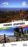 Nicolas Watteau - Pyrénées-Atlantiques - 72 itinéraires VTT.