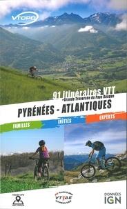 Nicolas Watteau - Pyrénées-Atlantiques - 91 itinéraires VTT.