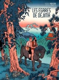 Nicolas Wouters et Michèle Foletti - Les égarés de Déjima.