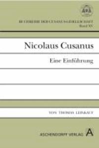 Nicolaus Cusanus: Eine Einführung.