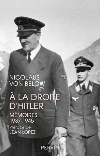 A la droite d'Hitler - Format ePub - 9782262081010 - 16,99 €