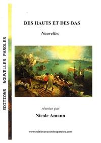Nicole Amann - Des hauts et des bas.