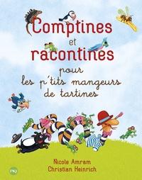 Histoiresdenlire.be Comptines et racontines pour les p'tits mangeurs de tartines Image