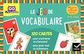 Nicole Amram et Stéphanie Grison - Le jeu de vocabulaire 4-6 ans.