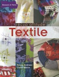 Nicole Andreev et Claire Martin - Textile.
